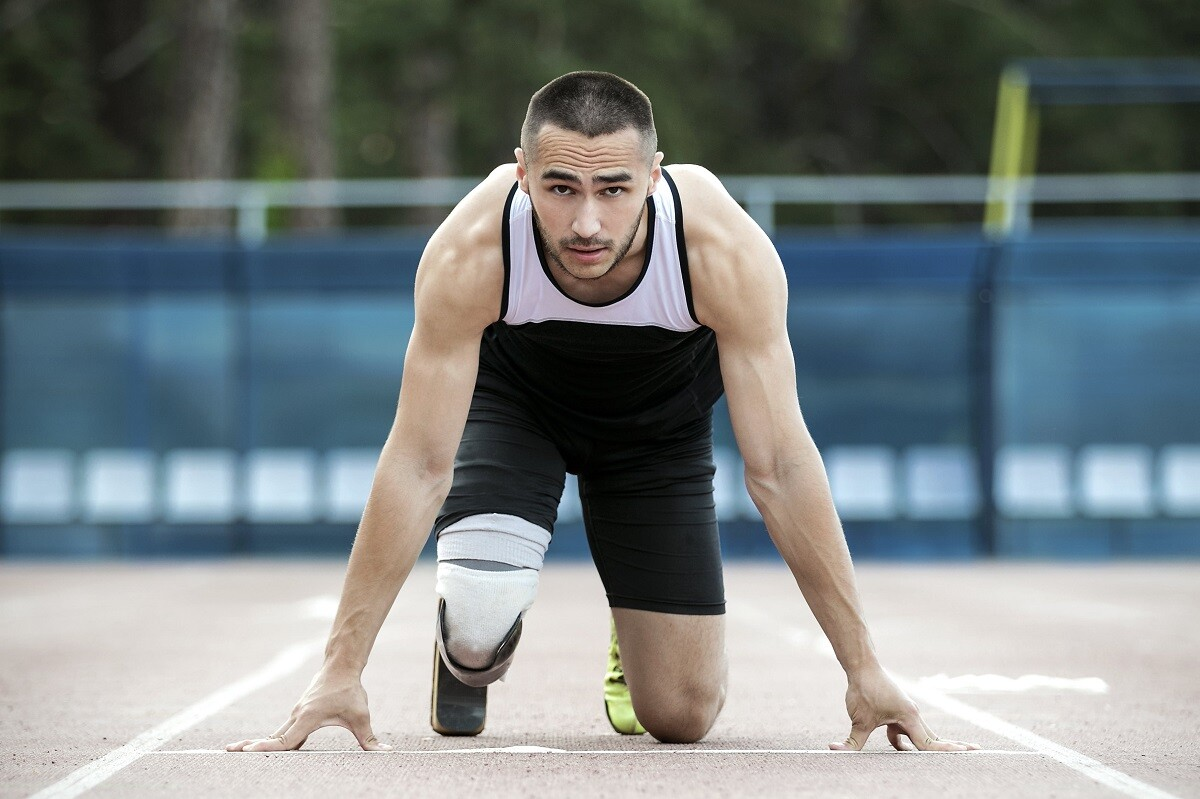 Athlete in need for Disability Insurance